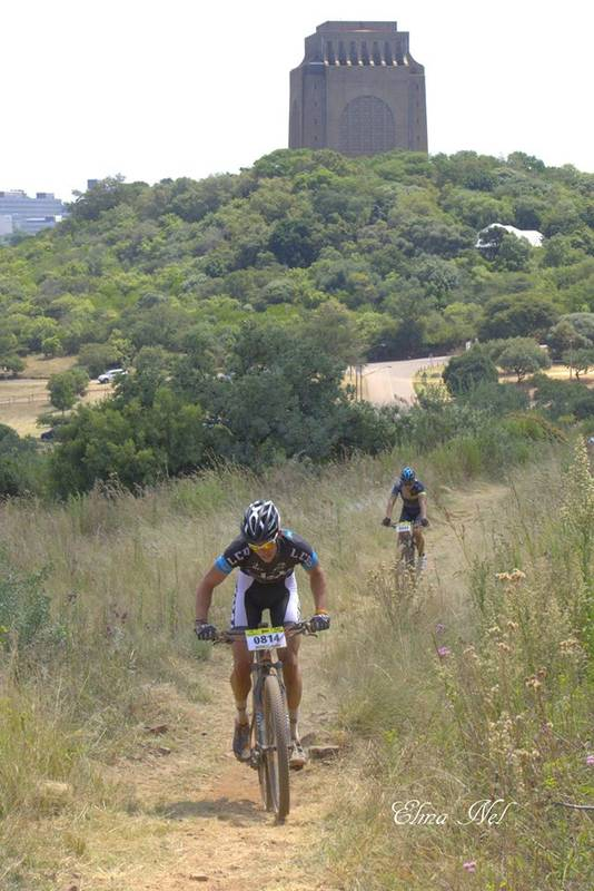 There are several biking trails