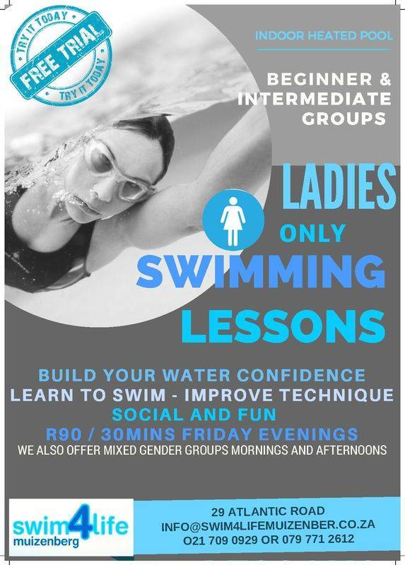 Ladies Swimming