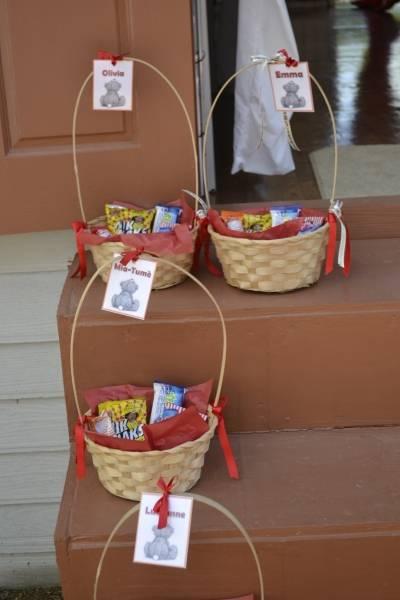 Yummy Baskets