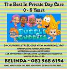 Bubble Guppies Private Day Care