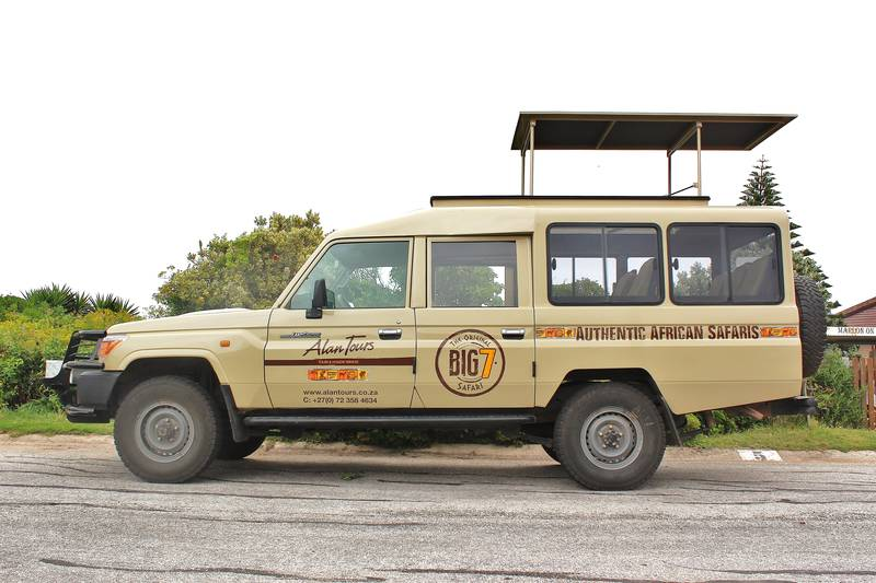 The main vehicle