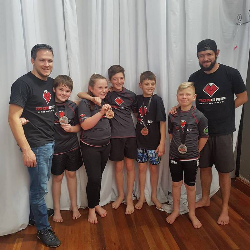 Our kids all winning medals at the ADCC Submission Wrestling World Championship