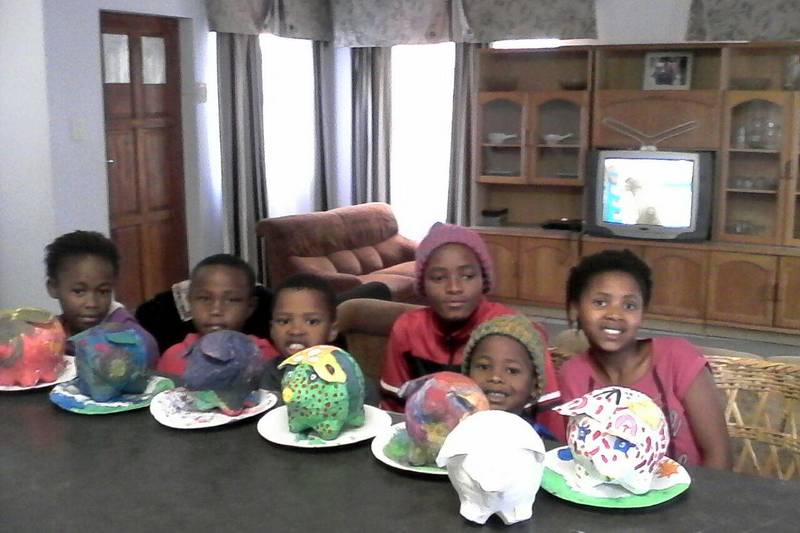 Luo House Orphanage, Jeffreysbay