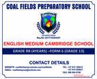 CoalFields Preparatory School