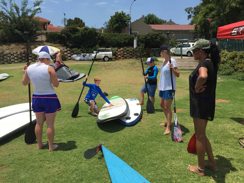SUP is the fastest growing water sport as it is great for everyone