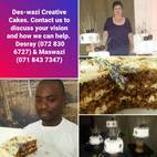 Des-wazi Creative Cakes and Decor