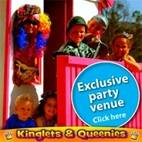 Kinglets and Queenies party venue