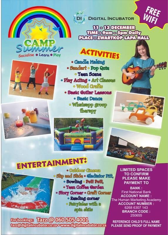 Camp Summer 2
