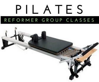 Pilates Equipment Classes