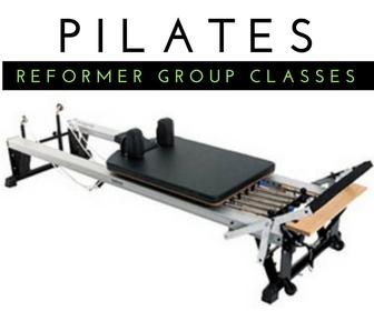 Pilates Equipment Classes