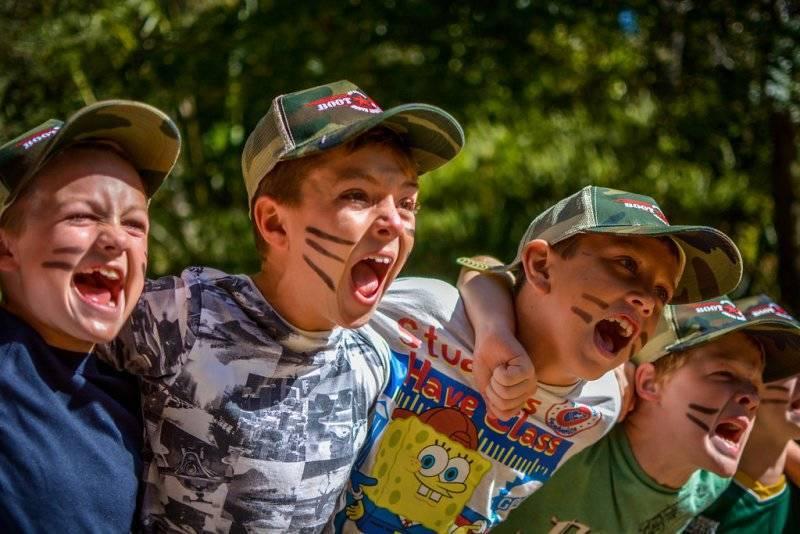 War Cries - Boot Camp Cape Town