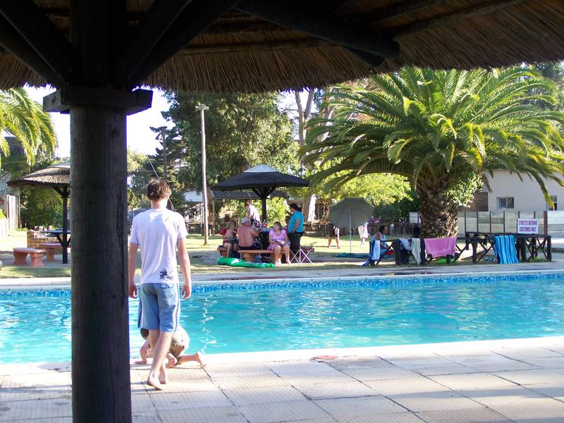 Main Pool Area