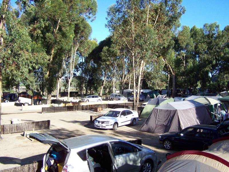 Tenting and Camping Sites