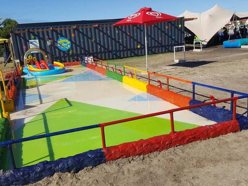 Wacky Waterpark Jeffreys Bay Party Venues For Kids Activeactivities