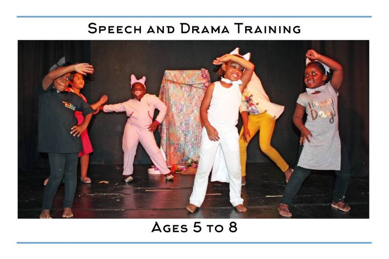 Weekly Speech and Drama Classes for ages 5-8