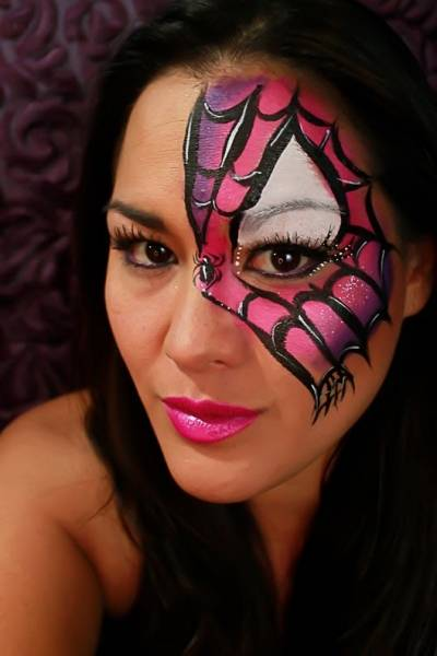 FACE PAINTING / GRAPHIC DESIGN