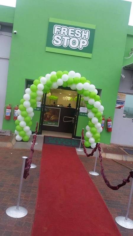New Store Opening Balloon Decor