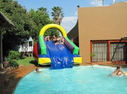 Super Pool Slide