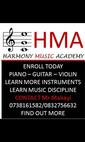 Harmony Music Academy