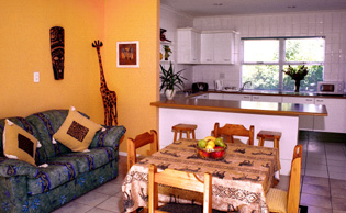 Self-catering guest kitchens