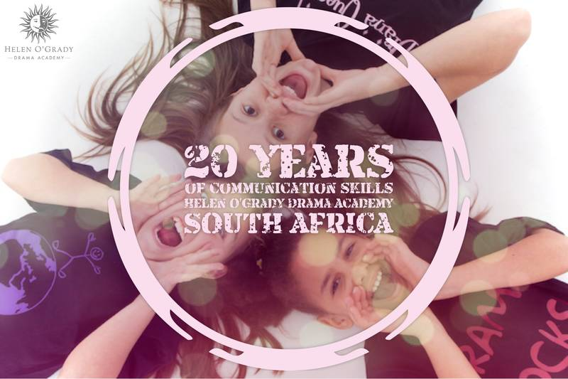 We celebrate being part of the global drama family for 20 years!