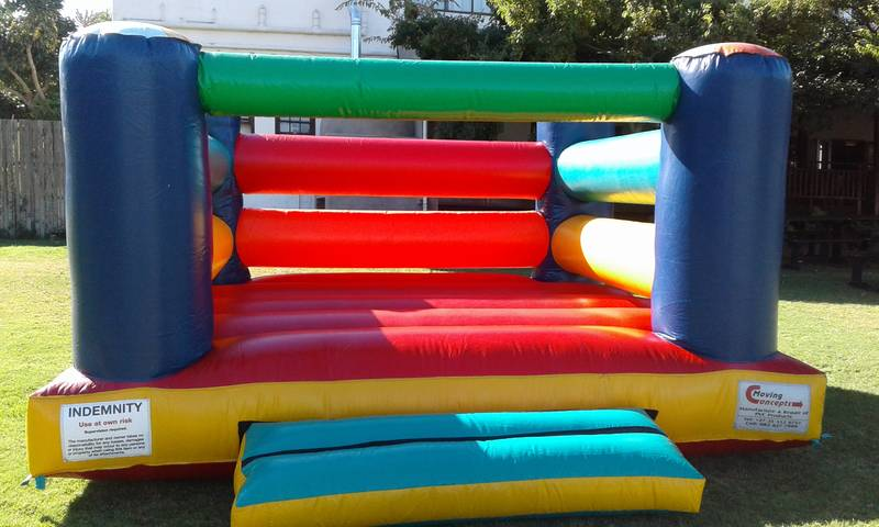 4M X 4M JUMPING CASTLE