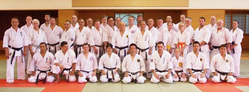 World Goju Ryu Karate Centenary,Okinawa Japan Oct 2015