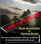 Timeline Outdoor Laser Tag