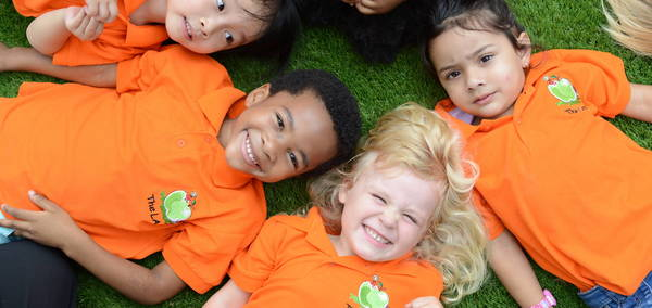 Early sign-up discounts available! Orchards Preschools 2
