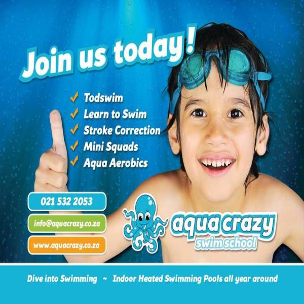 10% less for Aug 2018 Pinelands Swimming Schools 3