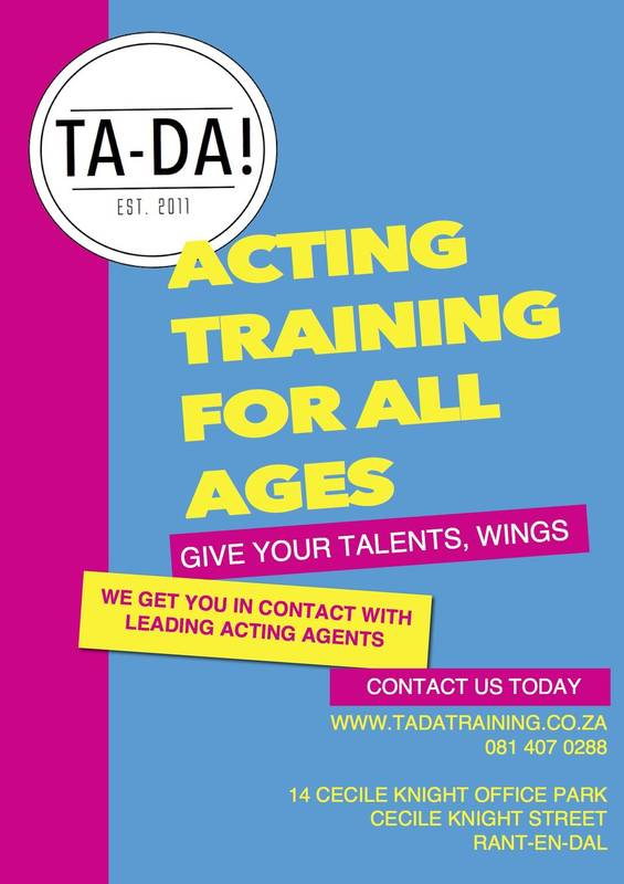 Acting Training for all ages