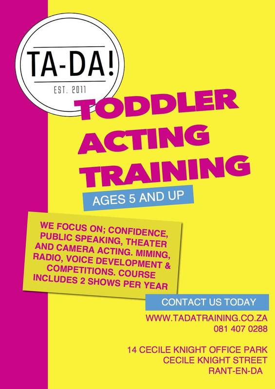 Toddler acting classes