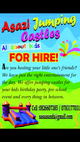 Asazi Jumping Castles