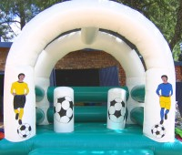 Soccer bouncer