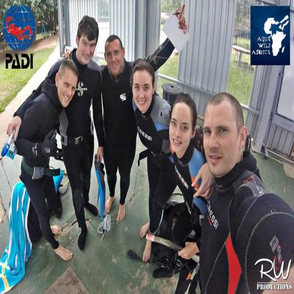 Junior Open Water Winter Special Gillitts Diving Classes & Lessons 1
