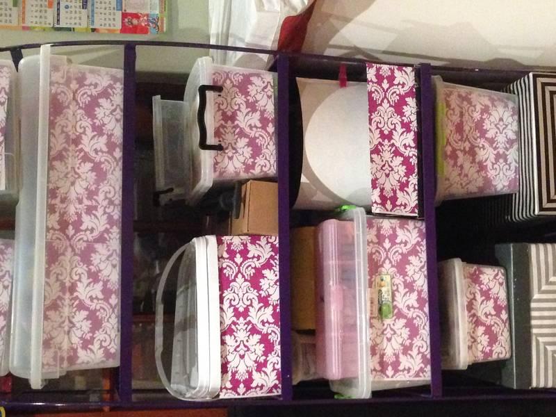 Art and Craft Organising