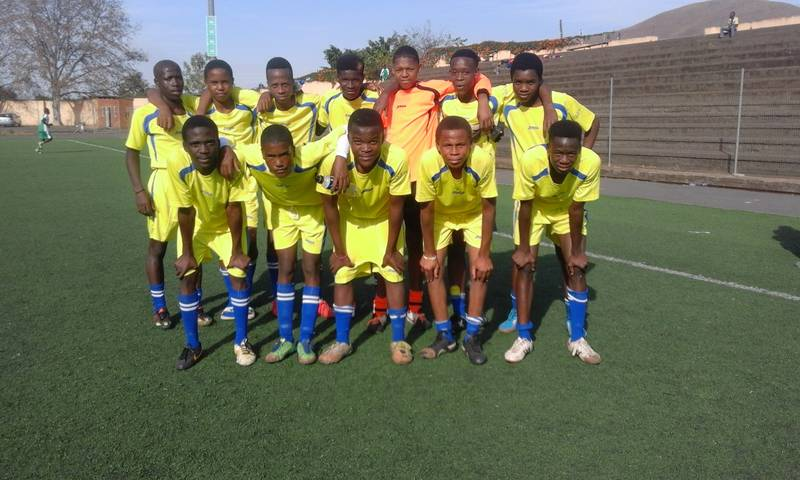 U17 Soccer Team