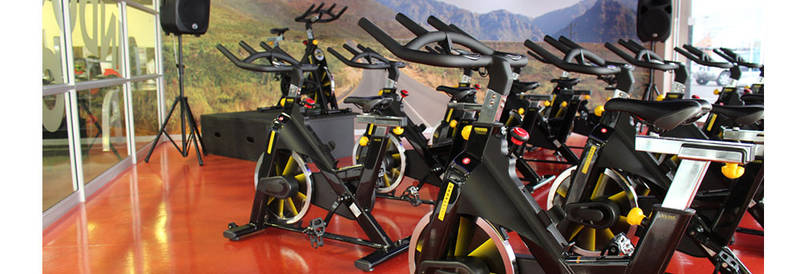 Indoor cycling classes, for those who want to burn the body fat and increase endurance