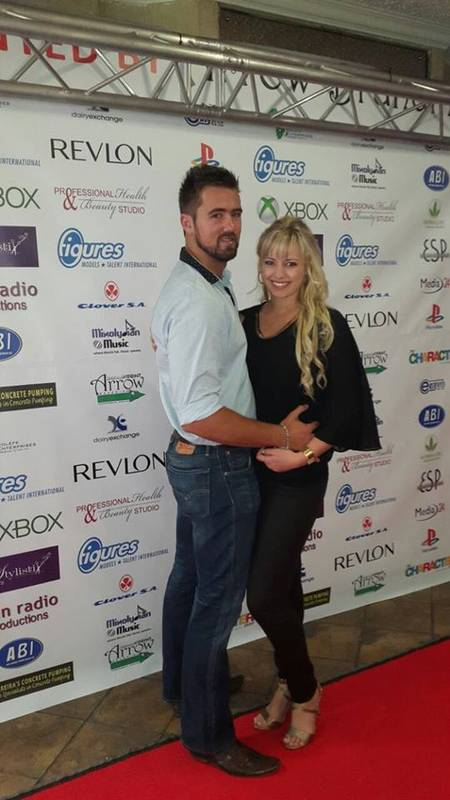 OWNER,FIGURES VANDERBIJLPARK AT THE RED CARPET EVENT FOR THE FIGURES NATIONAL MODEL OF THE YEAR