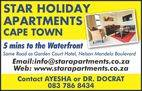Star Holiday Apartments