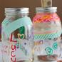Money jar fun
