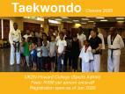 Taekwondo Club (UKZN Howard College Campus)