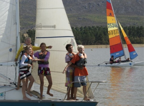 Sailing camp for kids - Theewater Sailing Academy