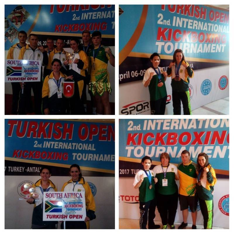 Turkey Worlds 2017, Mari-Louise 2 Silver & Bronze, Carine 2 Bronze