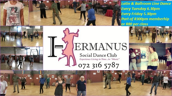 Ballroom & Latin Line Dancing