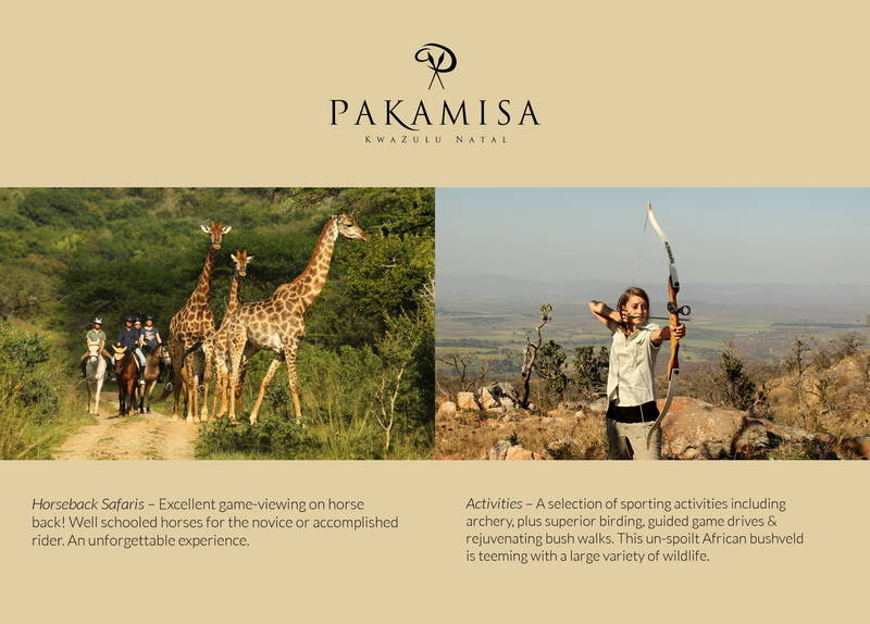 Horseback Safaris & Archery