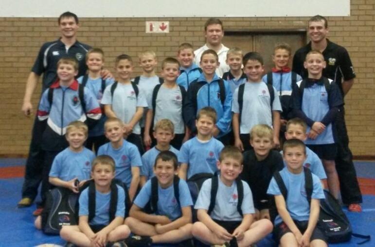 CSG SA Regional team (SA Streek span)