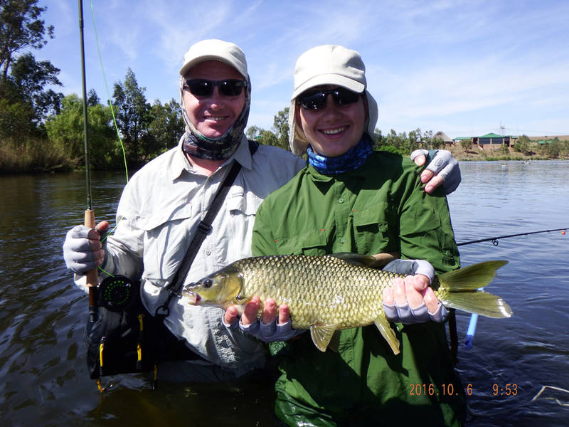 Vaal River fly fishig