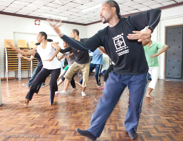 Afrofusion Dance Workshop
