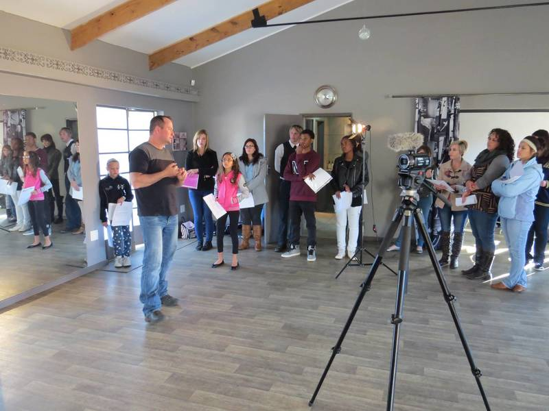 camera Course with Jacques Gombault